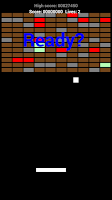 Screenshot of BlockoBreaker - Wall Breaker