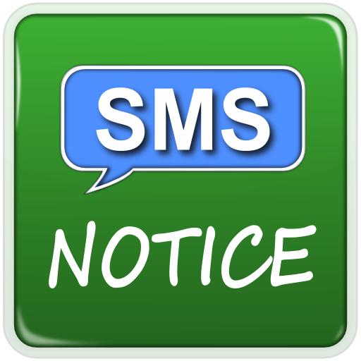 Sms Notice LOGO-APP點子