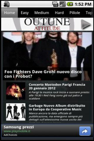 Outune - Musica news e video