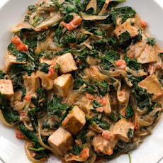 Saag Tofu Recipe