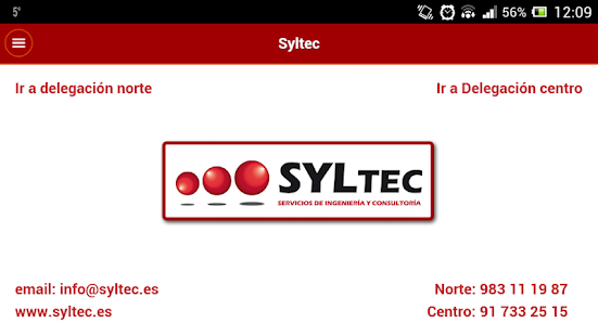 Syltec - screenshot