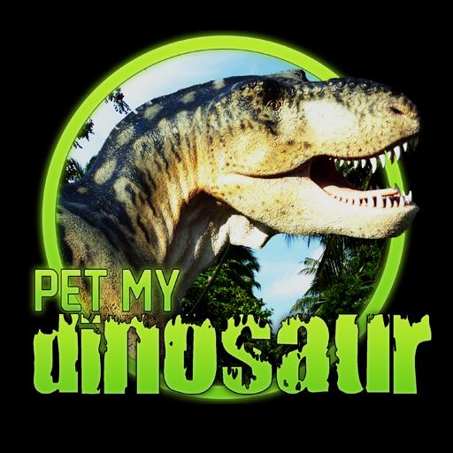 Pet My Dinosaur LOGO-APP點子