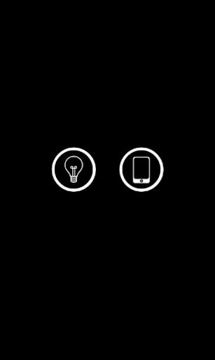LED Screen Flashlight + Widget