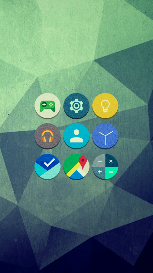 Atran - Icon Pack Screenshot 2
