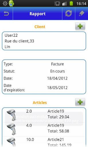 【免費商業App】My Invoices (free)-APP點子