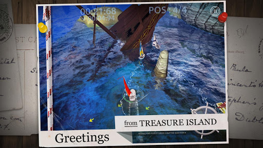 Sailboat Championship - screenshot