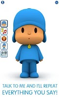 Screenshot of Talking Pocoyo Premium