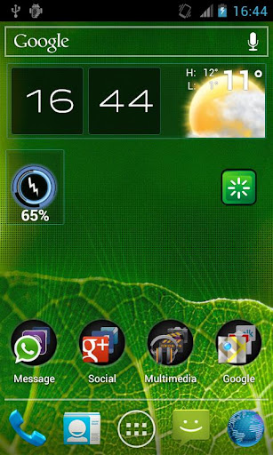Reboot Widget for Root User