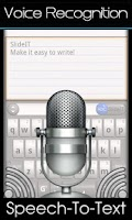 Screenshot of SlideIT Keyboard