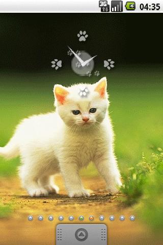 【免費生活App】Cute little Cat  Full Theme-APP點子