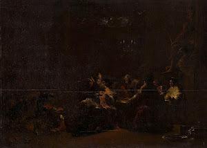 RIJKS: Leonaert Bramer: painting 1648