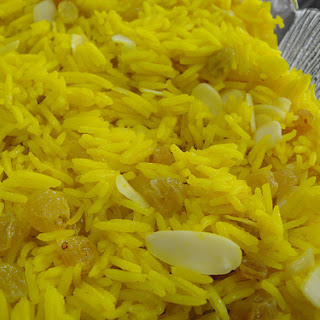 Rice With Meat In Arabic Recipes