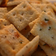 Ranch Garlic Dill Snack Crackers