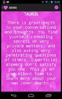 Screenshot of Love Horoscopes Every Day