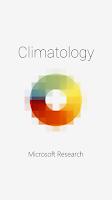 Screenshot of Climatology