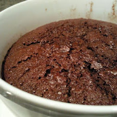Chocolate Self Saucing Puddings