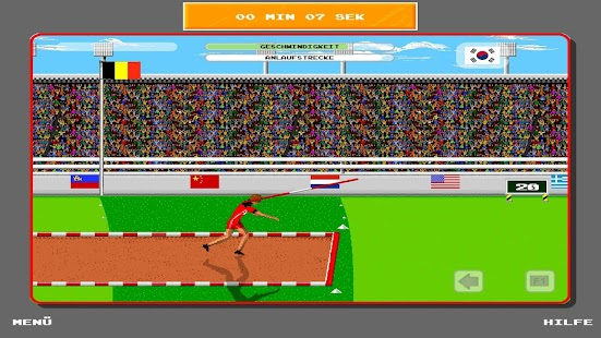 Epyx Summer Games Reloaded (D) - screenshot