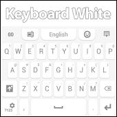 Download Keyboard White APK to PC