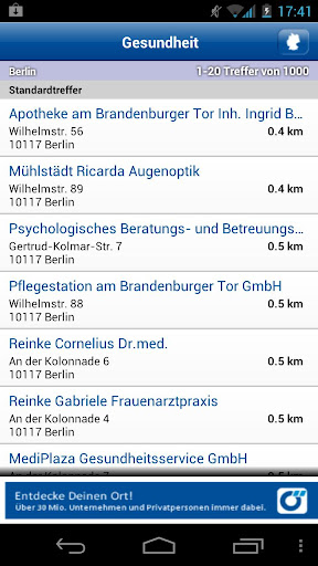 Gesundheit Deutschland