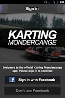 Screenshot of Karting Mondercange