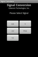 Screenshot of Instrument Signal ConvertorPRO