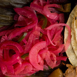 Pickled Red Onions
