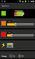 Screenshot of Battery Level Pro