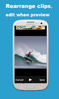 Screenshot of KlipMix - Free Video Maker