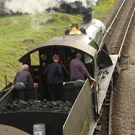 by Richard Howlett - Transportation Trains (  )