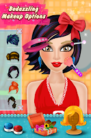Screenshot of Make Me Up - Girls Game