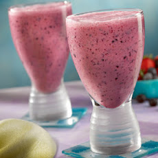 Mixed Berry Smoothies