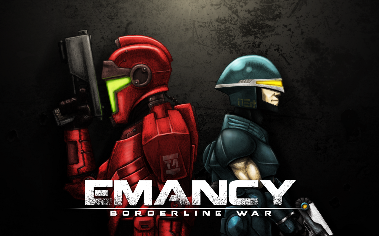 Emancy: Borderline War Screenshot 12