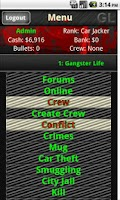 Screenshot of Gangster Life - MMORPG