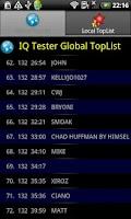 Screenshot of IQ Test 2