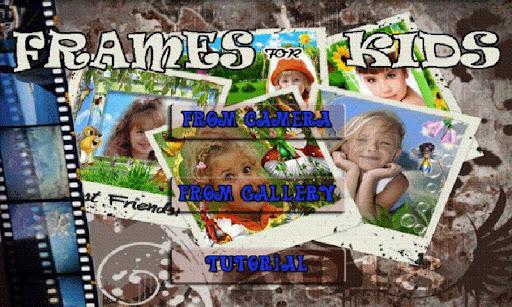 Frames For Kids