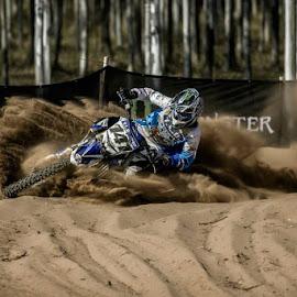 by Ryan Patterson - Sports & Fitness Motorsports ( sand, monsterenrgy, motorbike, motorcross )