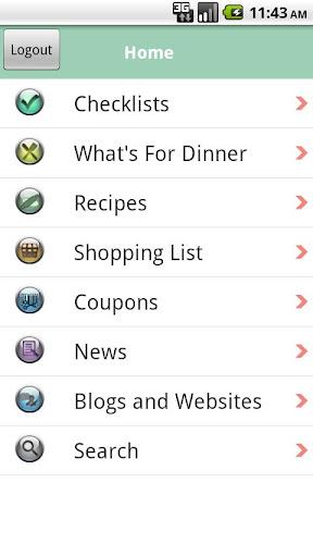 Gluten Free Checklist