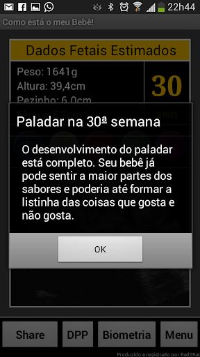 Gravidez ao Vivo - screenshot