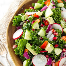 My Go-To Kale Salad