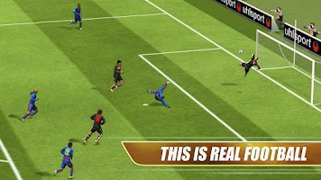 Screenshot of Real Football 2013