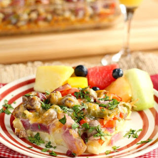 Mexican Breakfast Sausage Casserole Recipes
