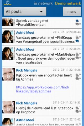 WorkVoices