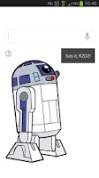Screenshot of R2D2 Translate
