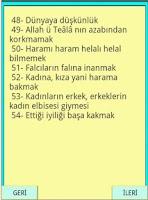 Screenshot of İSLAM DA BÜYÜK GÜNAHLAR