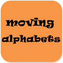 Moving Alphabets icon