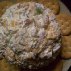 Bacon Cheese Ball