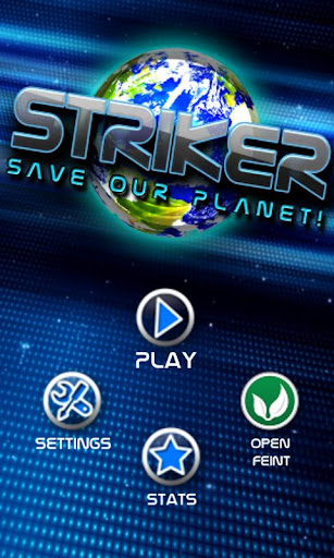 Striker : Save Our Planet