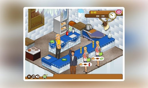 Burger Restaurant 4- screenshot