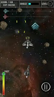 Screenshot of Asteroid Race