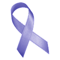 Awareness Ribbon - Periwinkle icon